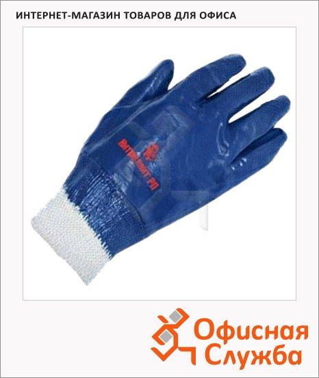 Перчатки защитные Ампаро Нитрос РП, нитриловое покрытие, 446565