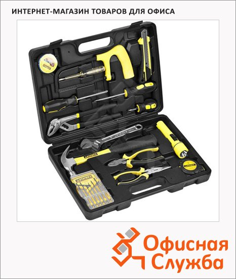 Набор инструментов Stayer Механик 15 предметов, ремонтный