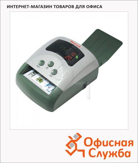 Детектор банкнот Docash 430, автоматический, ИК/магнитная детекция