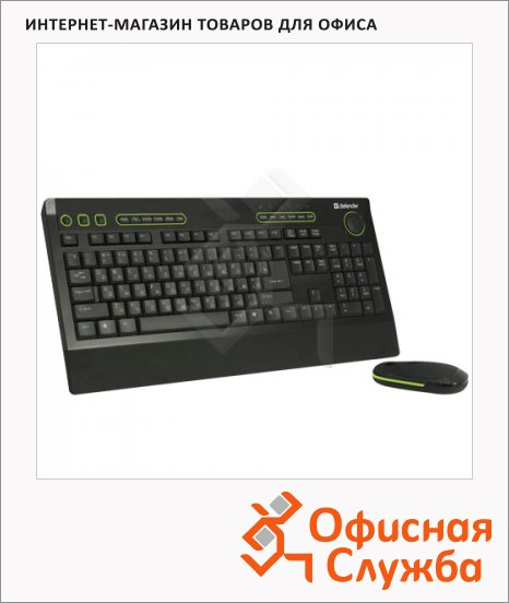����� ���������� � ���� ������������ Defender I-Space 875 Nano, USB, ������, 45875