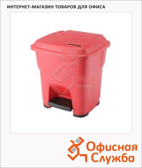 Контейнер для мусора Vileda Pro Гера 35л, с педалью и крышкой