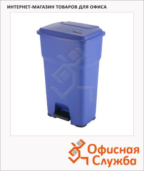 Контейнер для мусора Vileda Pro Гера 85л, с педалью и крышкой