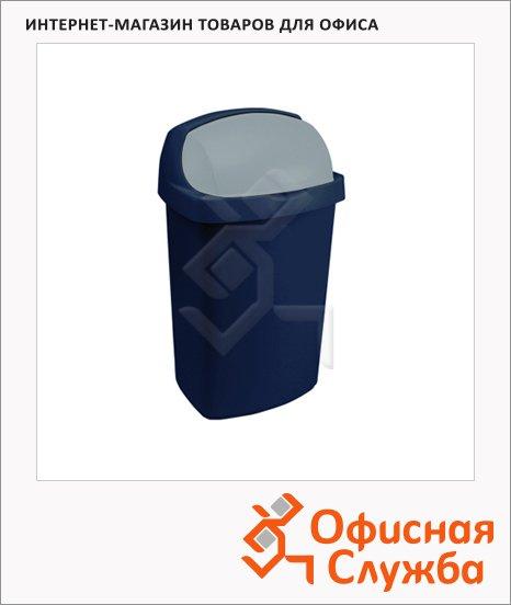 Контейнер для мусора пластиковый Rubbermaid Roll Top