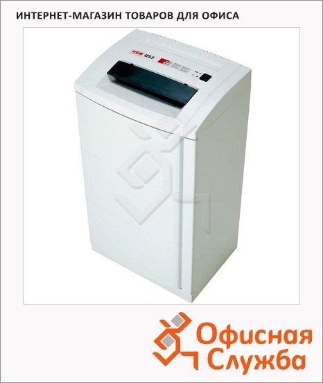 Персональный шредер Hsm 125.2-0.78х11, 8 листов, 76 литров, 5 уровень секретности