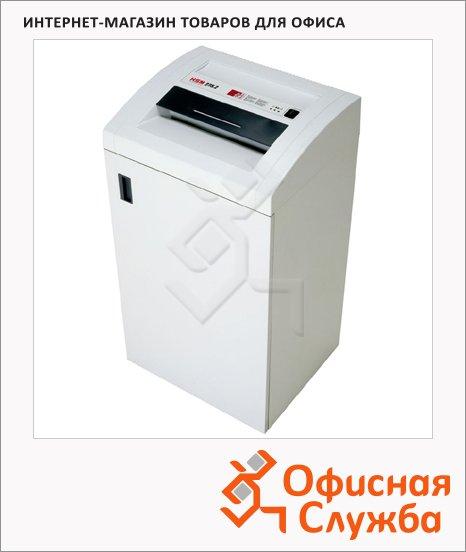 фото: Офисный шредер Hsm 225.2-1.9х15 19 листов, 120 литров, 4 уровень секретности
