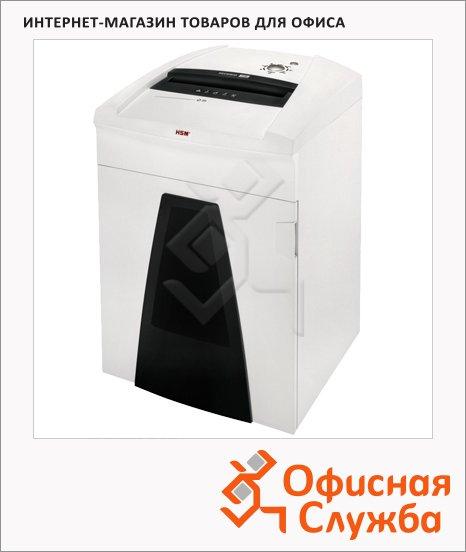 Шредер архивный Hsm Securio P44-5.8, 78 листов, 205 литров, 2 уровень секретности
