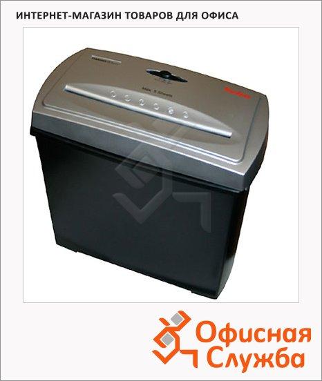 Персональный шредер Geha Basic X5, 5 листов, 11 литров, 3 уровень секретности