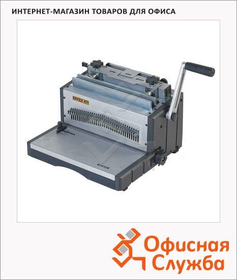 Брошюровщик электрический Office Kit B3432E, на 32 листа, переплет до 120 листов, металлическая пружина