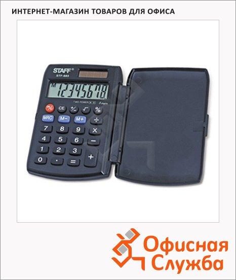 Калькулятор карманный Staff STF-883