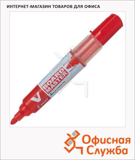 Маркер для досок Pilot WBMA-VBM-M-BG, 2-5мм, круглый наконечник