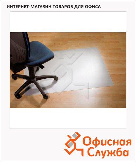 Коврик под кресло Clear Style прямоугольный 1140х1340мм, 2мм, 1613, для гладкой поверхности
