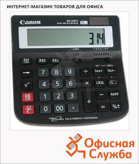����������� ���������� Canon WS-240TC ������, 14 ��������, �������������