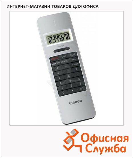 Калькулятор настольный Canon X Mark Pointer серый, 8 разрядов