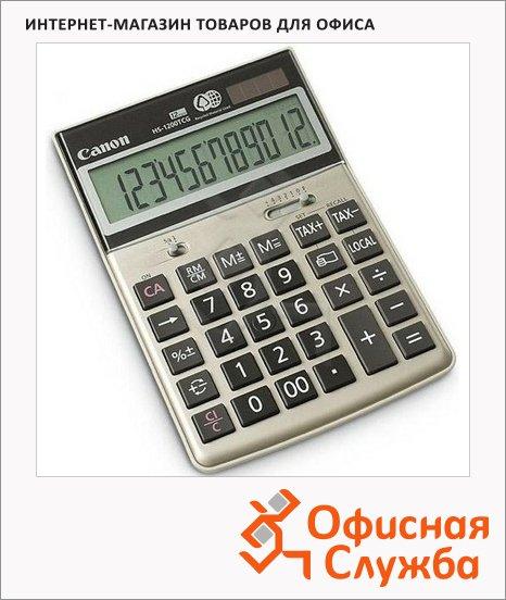 Калькулятор настольный Canon HS-1200TS