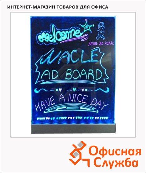 фото: Маркерная светодиодная панель Miracle Board MAWP 78х60см водостойкая