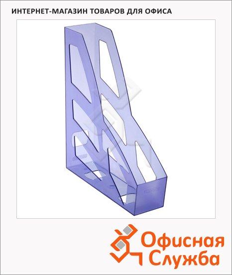 Накопитель вертикальный для бумаг Стамм Лидер А4, 70мм