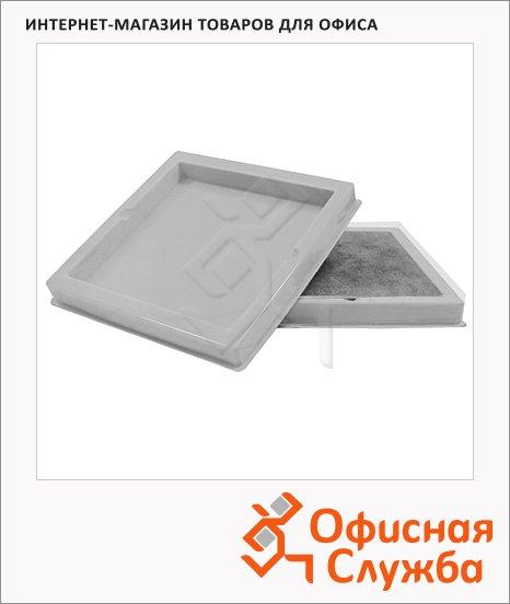 Подарочная коробка для ежедневника Brunnen Квадро прозрачная