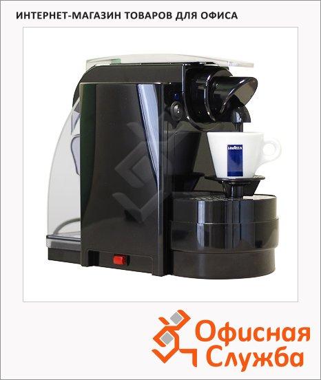 Кофемашина капсульная Lavazza Blue Espresso del Capitano, 1000 Вт, черная