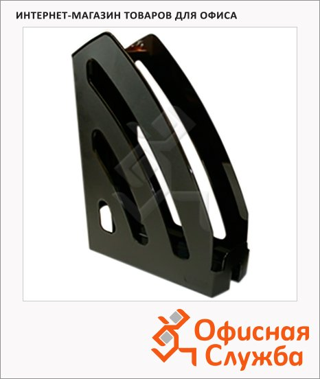 Накопитель вертикальный для бумаг Оскол-Пласт Элегант А4, 87мм