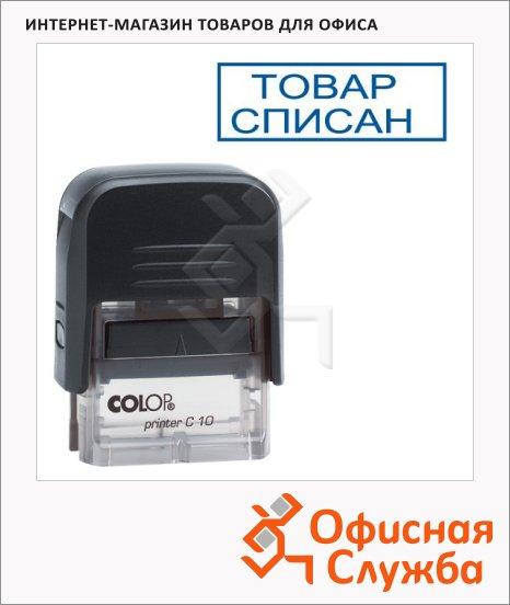 фото: Оснастка для прямоугольной печати Colop Printer C10 27х10мм черная