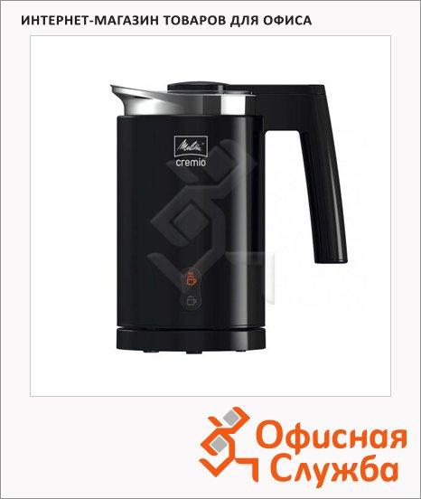 Автоматический вспениватель молока Melitta Cremio, 600 Вт, черный
