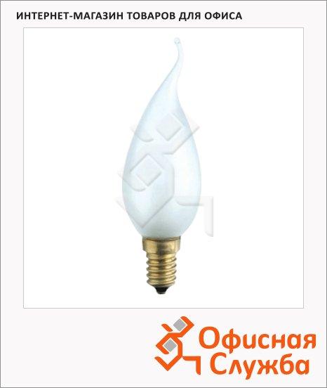 Лампа накаливания Philips BXS35 FR 40Вт, E14