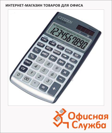 Калькулятор карманный Citizen CPC 1010
