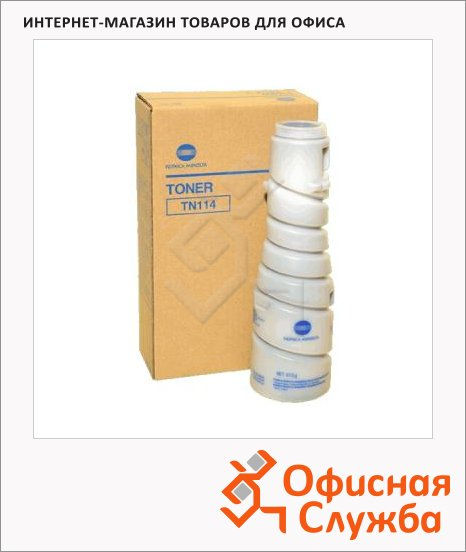 Тонер-картридж Konica Minolta МТ-106B/TN 114, 8937784