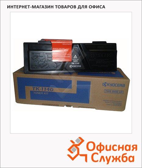 фото: Тонер-картридж Kyocera TK-1140 черный