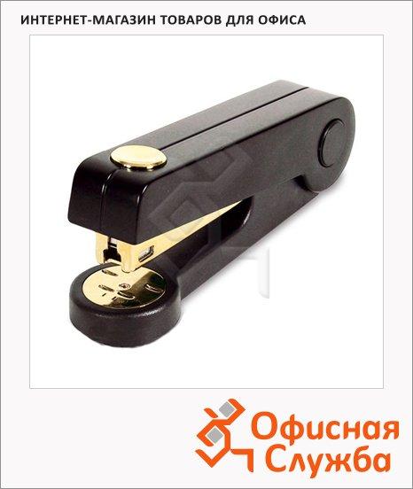 Степлер Lerche Black&Gold