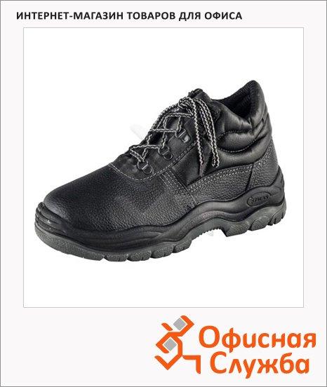 Ботинки демисезонные Лига ВА912, мужские, черные