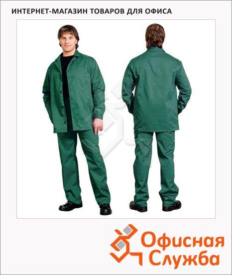 Костюм рабочий летний Труженик, зеленый