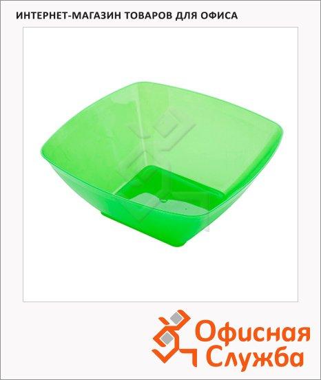 Салатник Полимербыт 3.5л, квадратный