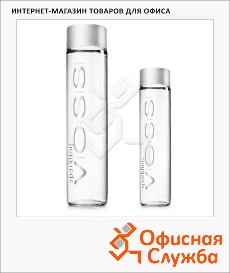 Вода минеральная Voss, стекло