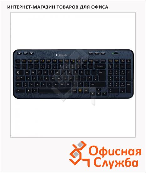 ���������� ������������ Logitech Wireless Keyboard K360, ������