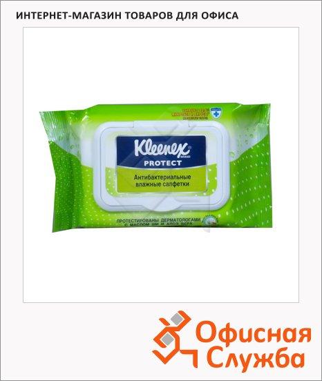 Салфетки влажные Kleenex дезинфицирующие, 40шт