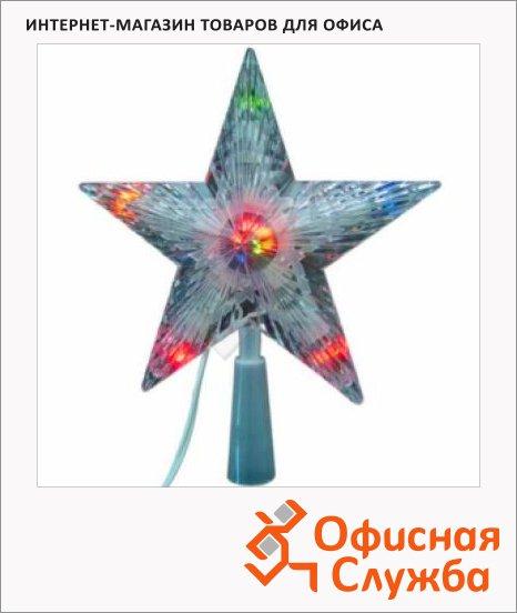 Звезда на верхушку елки своими руками из