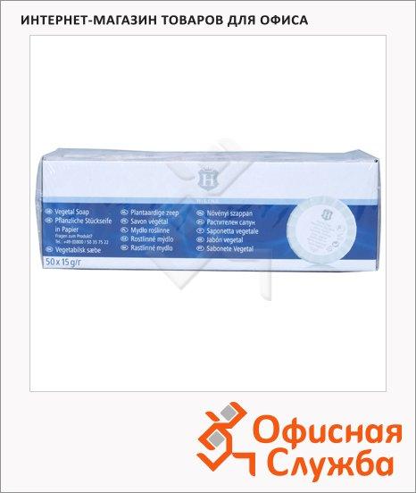 Мыло туалетное H-Line 50шт х 15г