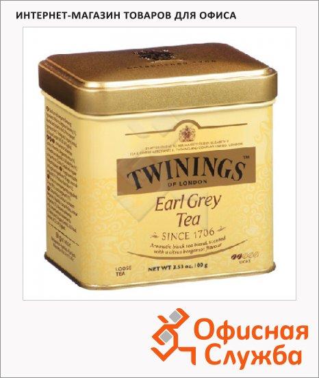 Чай Twinings, черный, листовой, 100 г