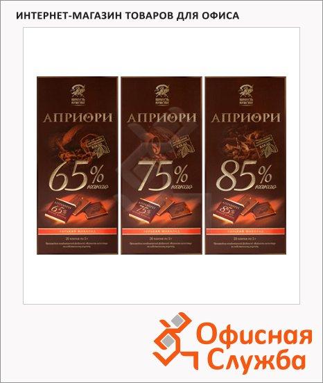 Шоколад Априори горький