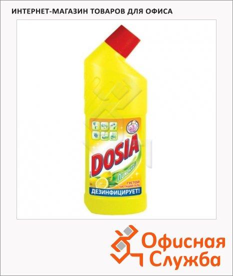 Чистящее средство для унитаза Dosia 750мл, гель