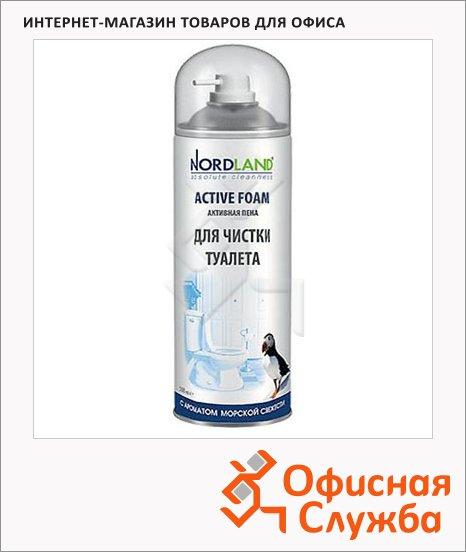 Чистящее средство для унитаза Nordland 500мл, морская свежесть, пена, аэрозоль