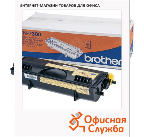 Тонер-картридж Brother TN-7300, черный