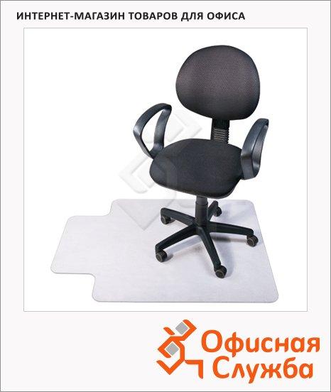 Коврик под кресло Clear Style Т-образный, 2мм, для гладкой поверхности