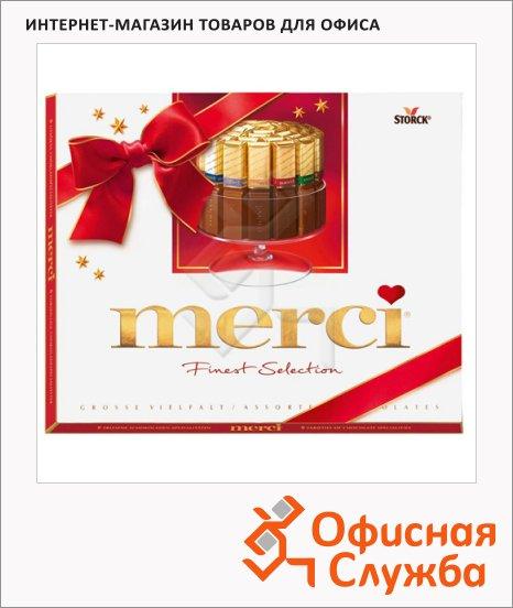 фото: Конфеты Merci 8 видов шоколада 675г