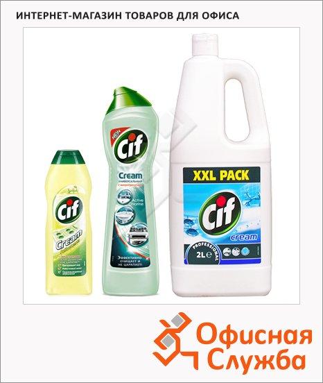 Универсальное чистящее средство Cif Active, крем