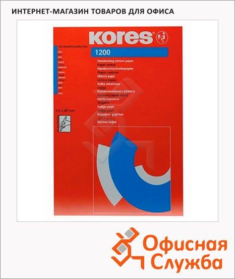 Бумага копировальная Kores А4, 20 листов