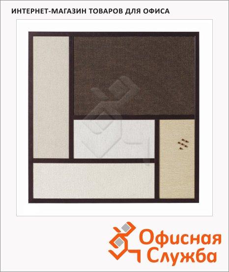 Доска для объявлений Bi-Office FB113135278, 80 х 80 см