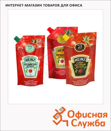 Кетчуп Heinz, 350г, пакет