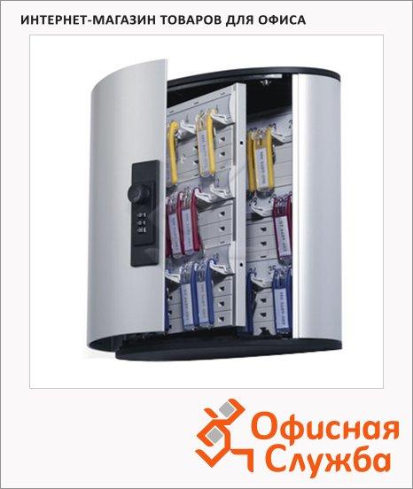 Шкафчик для ключей Durable, кодовый замок, 6 брелоков